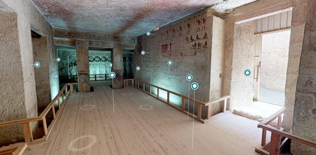 Museo Realtà Virtuale Egizio