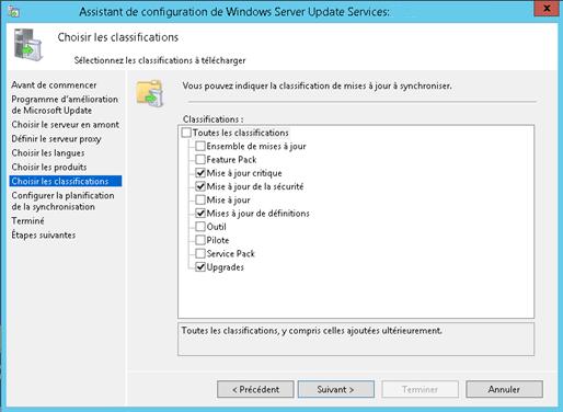 Upgrade WIndows 10 Manage version CB-CBB WSUS