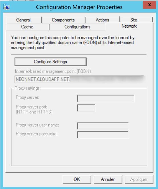 Client has been configured