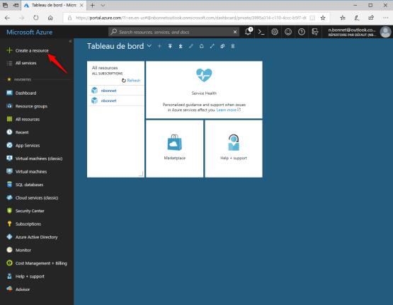 Configure cloud distribution Point - Create service on Azure