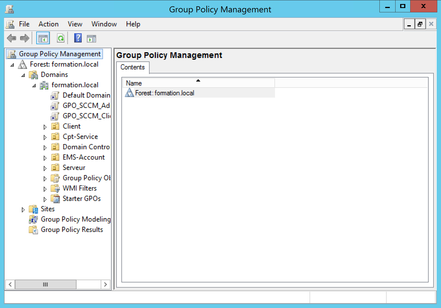 Secure your desktop with Bitlocker Create Group Policy on Group Policy Management Console