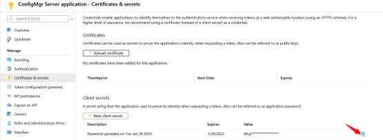 Configure Application ID