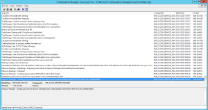 View log Configure Cloud Management Gateway