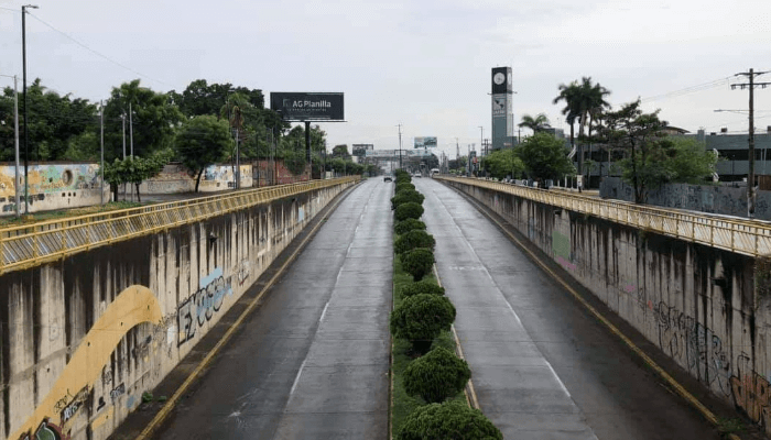 Paro Nacional en Nicaragua 2019