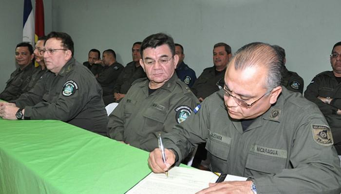 Sanciones al ejercito de Nicaragua