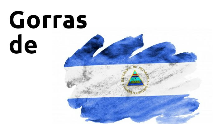 Gorras de Nicaragua