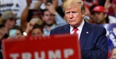 Trump se queda en el poder