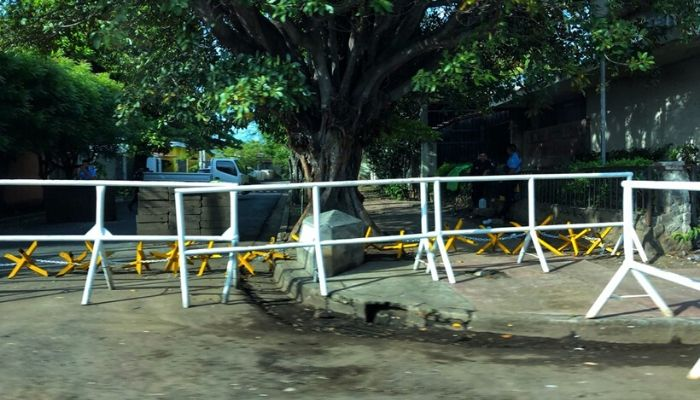Caso positivo de coronavirus cerca de Daniel Ortega