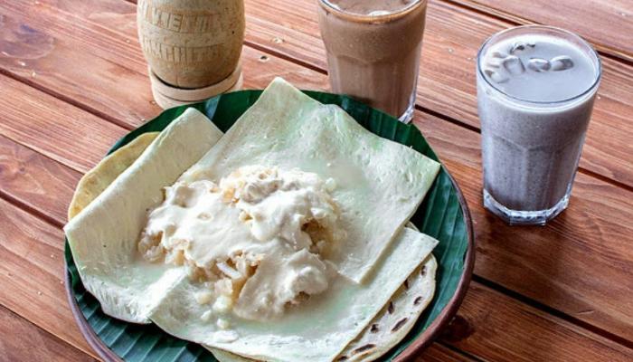 Los mejores quesillos de Nicaragua