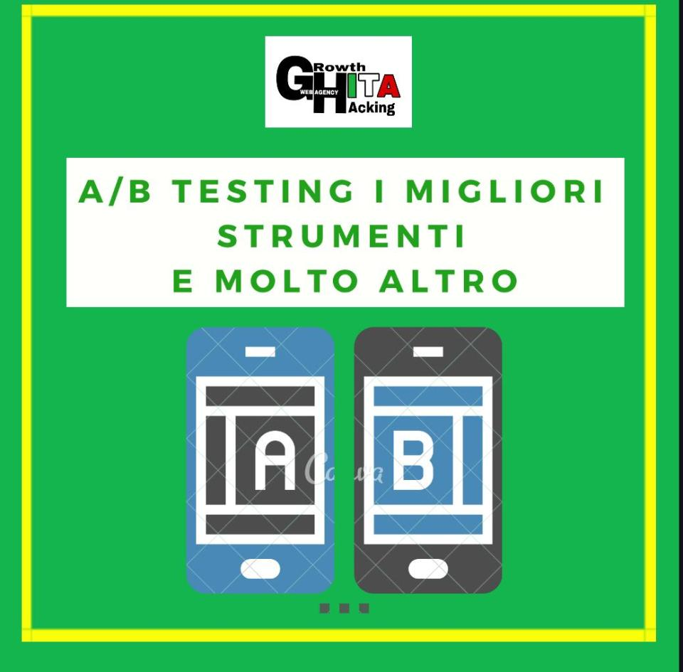 A/B testing i miglior strumenti e molto altro