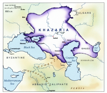 Le royaume khazare