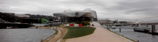 Lyon Musée Confluences