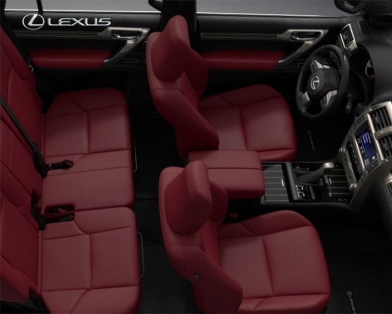 gx-460-seats