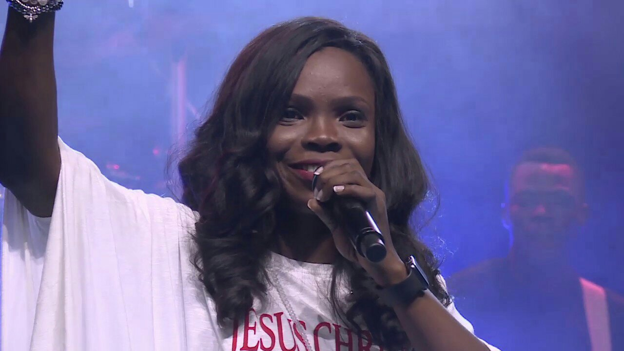 Victoria Orenze - Jesus all I have is You