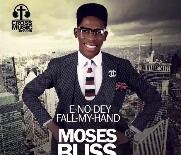 mp moses bliss dey fall hand nicegospel