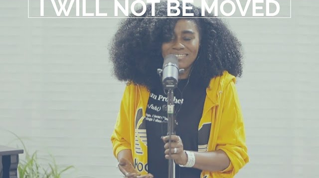 TY Bello I Will Not Be Moved