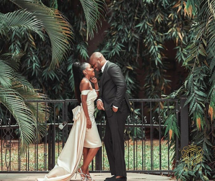 Pastor Taiwo Odukoya Gives Out Daughter's Hand In Marriage