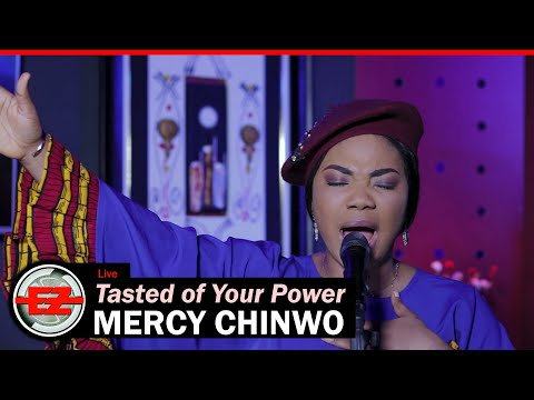 Mercy Chinwo – Tasted of Your Power (Live)