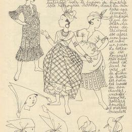 bw world folk costume vintage (2)