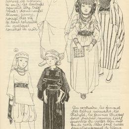 bw world folk costume vintage (25)
