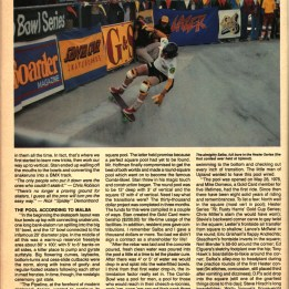 paradise lost article Pipeline skatepark Salba Malba. the end of an era.