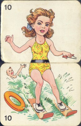 vintage body spiltter cards (6)