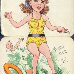 vintage body spiltter cards (6)