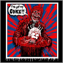 fathers day creepshow badillia i want my cake