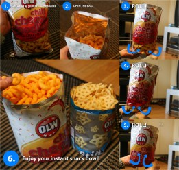 informational info life hacks instant chip bowl(4)