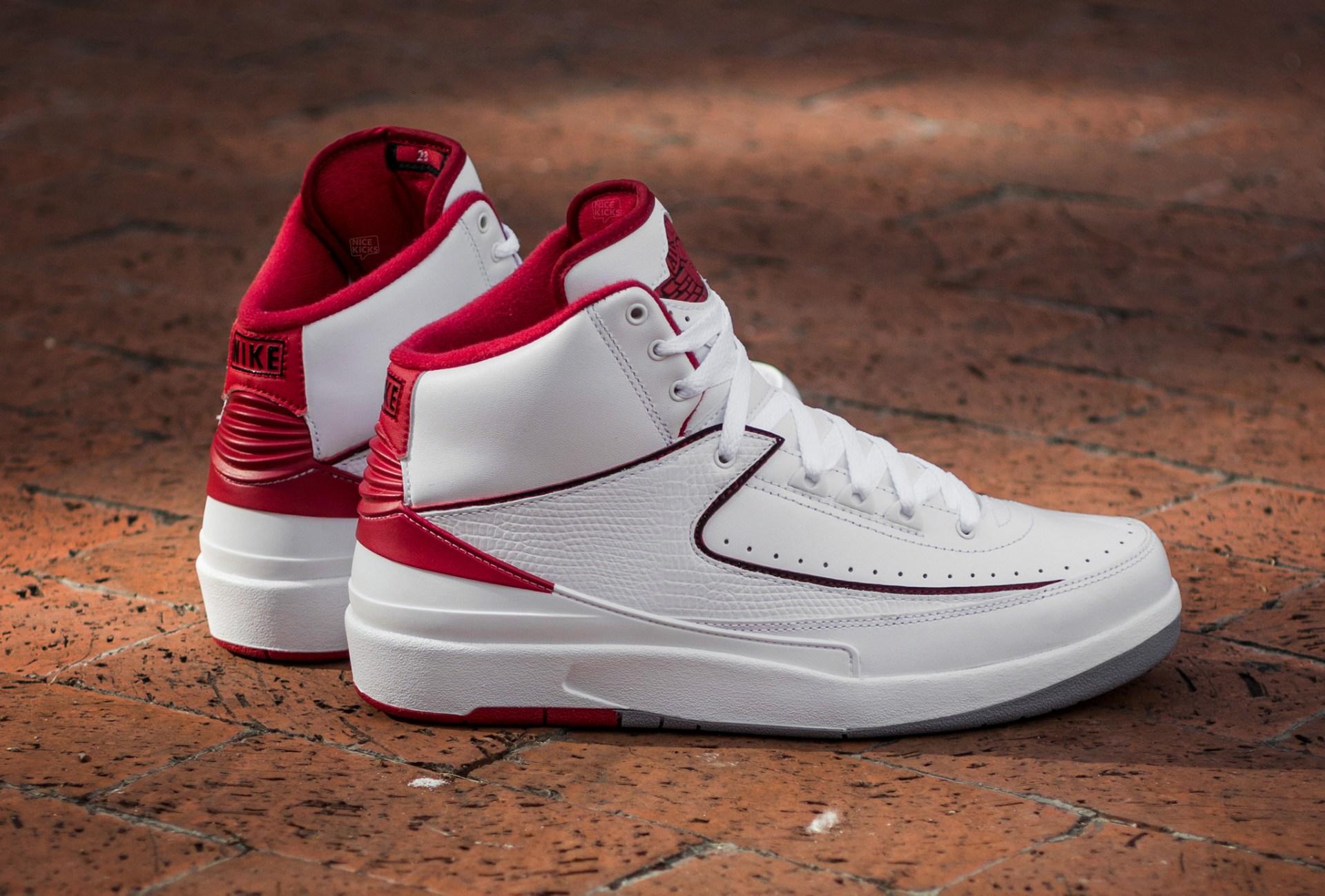 new styles 6b11c 5a5d1 Air Jordan 2 | Nice Kicks