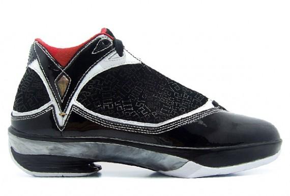Air Jordan 2009 Black/Varsity Red-White   Nice Kicks