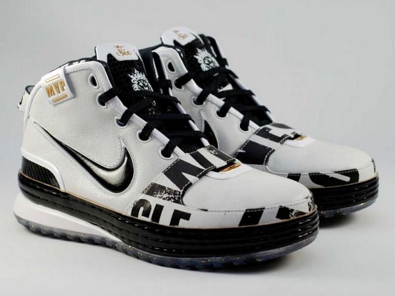 Nike Zoom LeBron VI - MVP