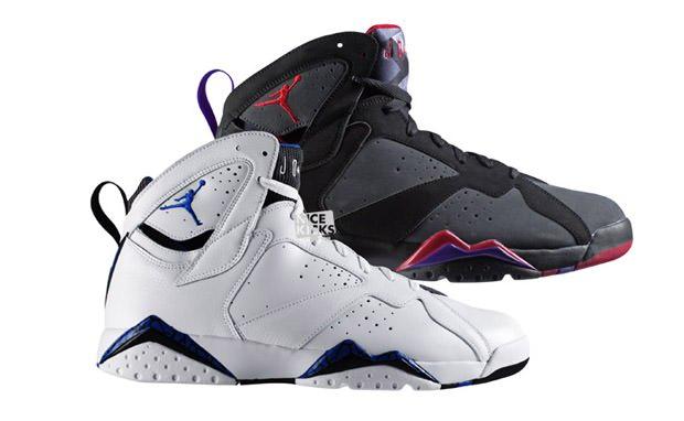 Air Jordan 7 60+ Pack
