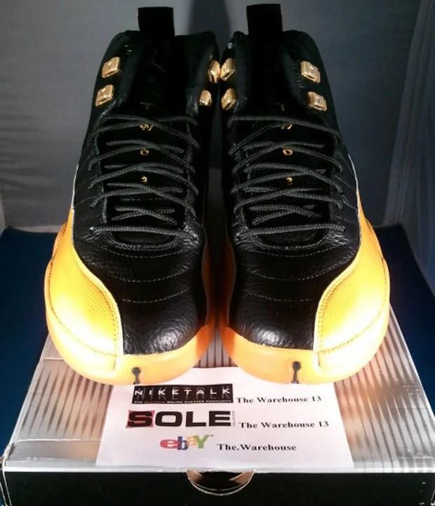 Air Jordan 12 Gary Payton PE