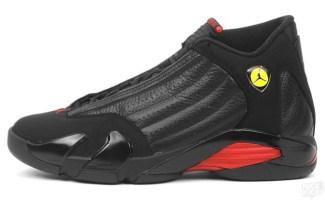 """Air Jordan 14 """"Last Shot"""" Detailed Images"""