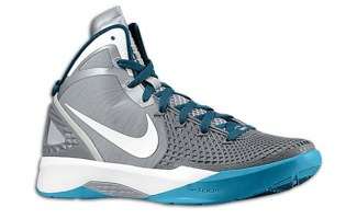 best sneakers c3a98 32cfb Nike Zoom Hyperdunk 2011 Wolf Grey Green Abyss