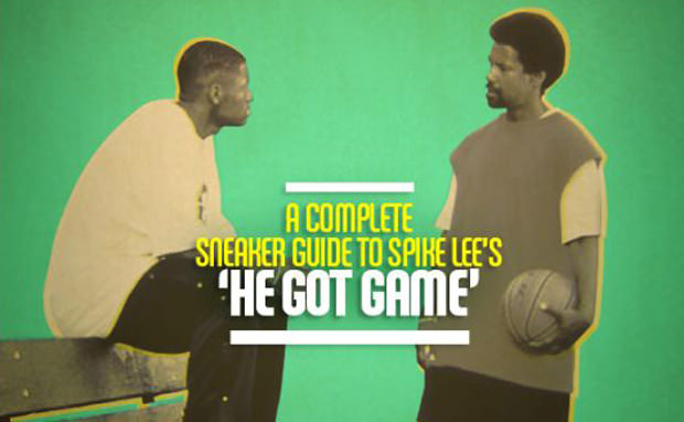 d18cf38b3f5c4a A Complete Sneaker Guide To Spike Lee s  He Got Game