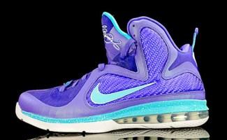 best loved b6a8a ff18d ... Summit Lake Hornets – Foot Locker Blog  Nike LeBron 9 ...