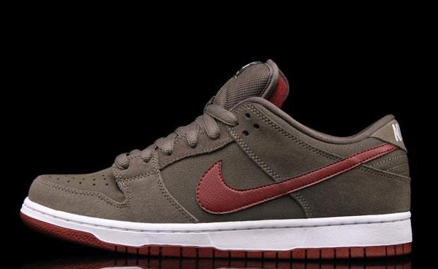 "quality design 45f42 4c822 Nike SB Dunk Low ""Ironstone"""