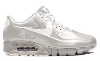 "492dea0ad6 Nike Air Max 90 Current VT ""Metallic Silver"""