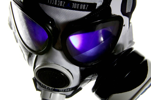 """purchase cheap 94241 d6b64 Air Jordan 11 """"Concord"""" Gas Mask"""