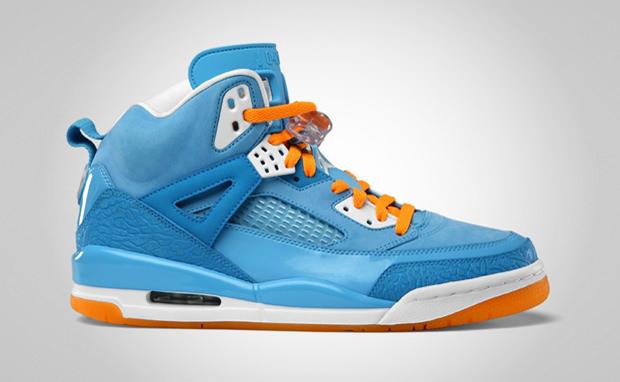 watch c0816 f3ab2 Jordan Spizike University Blue Vivid Orange Release Date