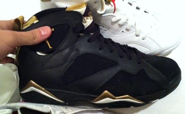 """low priced 9330f 392c7 Air Jordan 6 7 """"Gold Medal"""" Pack Release Date"""