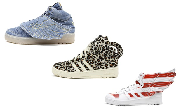 083f041df9d6 Release Reminder  Jeremy Scott x adidas Collection