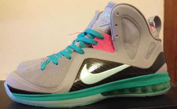 "pretty nice 233b7 99dfd Nike LeBron 9 P.S. Elite ""South Beach"" Release Date"