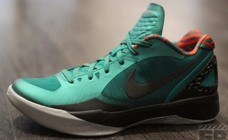 Nike Zoom Hyperdunk 2011 Low Teal/Black