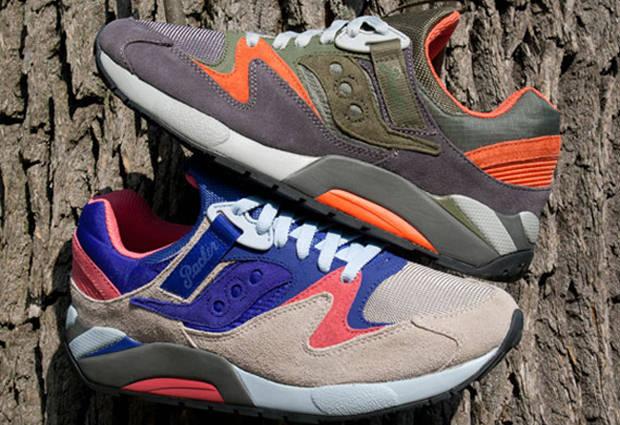 04b27f5f8d12 Packer Shoes x Saucony Grid 9000