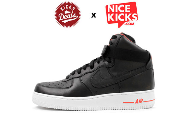 los angeles 22cc9 59633 KicksDeals.com Deal of the Week: LeBron James Nike Air Force 1 High Premium