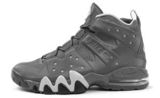 the latest fb8e3 35765 Nike Air Max Barkley Dark Grey Wolf Grey