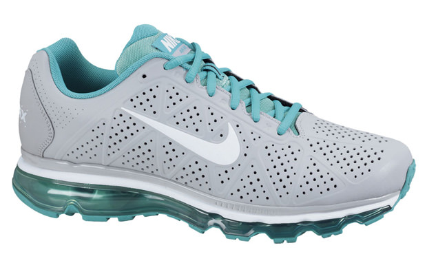 Nike Air Max 2011 Leather Wolf Grey/New Green Available Now